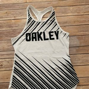 Oakley Hydrolix women's workout tank Small